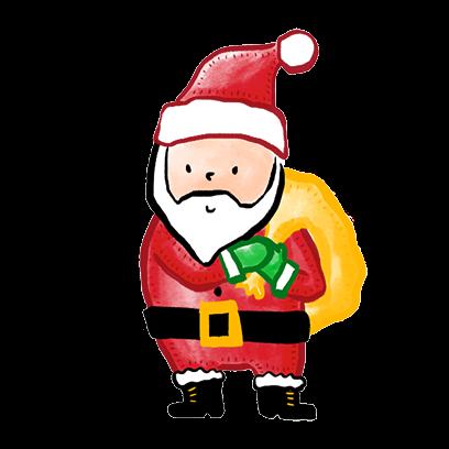 Christmasville Stickers messages sticker-3