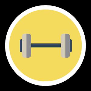 Sport Flat Stickers messages sticker-10