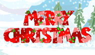 Merry Christmas & Happy New Year Stickers 2016 messages sticker-1