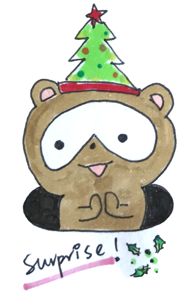 Doodle Funny Stickers Xmas messages sticker-5