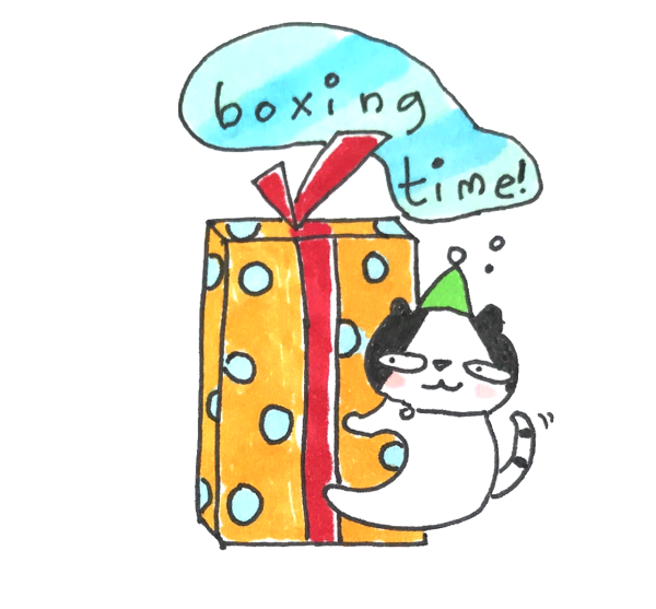Doodle Funny Stickers Xmas messages sticker-2