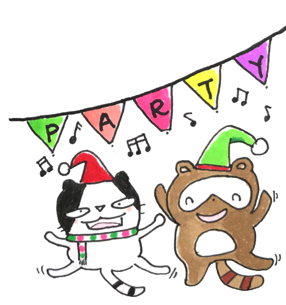 Doodle Funny Stickers Xmas messages sticker-0