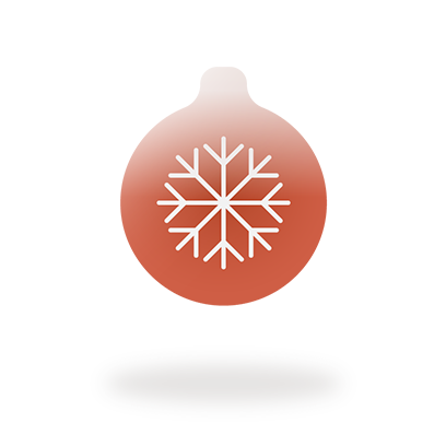 Minimal Christmas Stickers - Stickers For iMessage messages sticker-6
