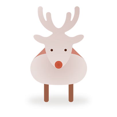 Minimal Christmas Stickers - Stickers For iMessage messages sticker-8