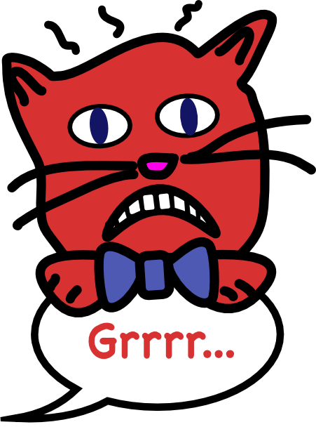 Catzzzz - Anger Management messages sticker-5
