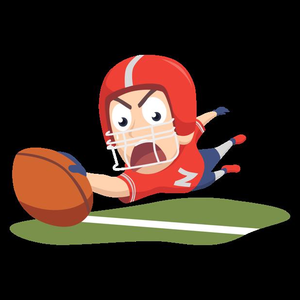 Fun Sports messages sticker-10