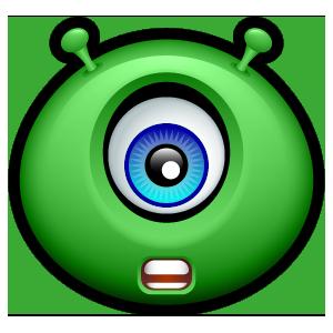 Alien Emojiz messages sticker-10
