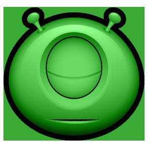Alien Emojiz messages sticker-7