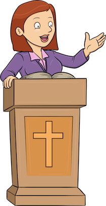 Bible - Church Girl Sarah messages sticker-4