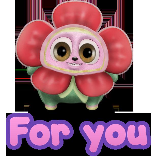 My Virtual Pet Bobbie messages sticker-1