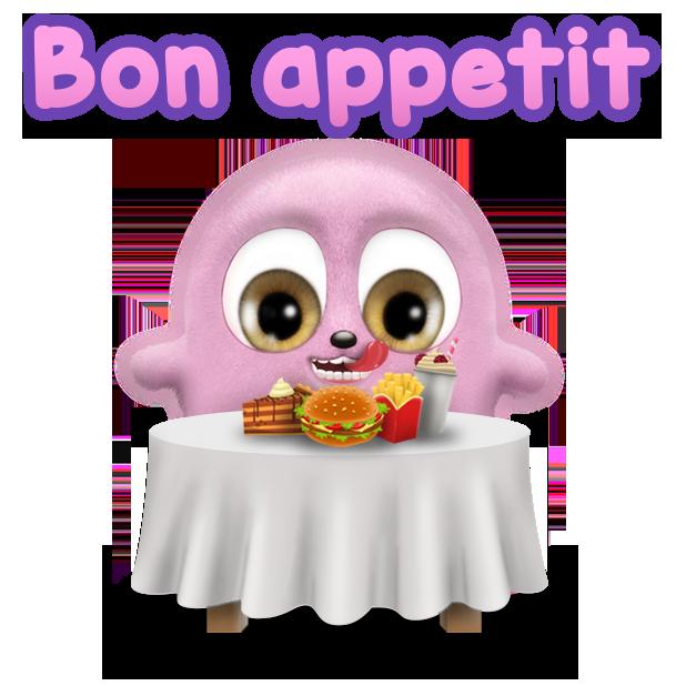 My Virtual Pet Bobbie messages sticker-2
