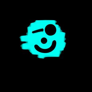 StickIt Blue messages sticker-4