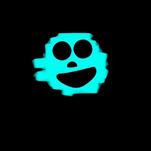 StickIt Blue messages sticker-3