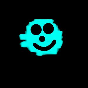 StickIt Blue messages sticker-0