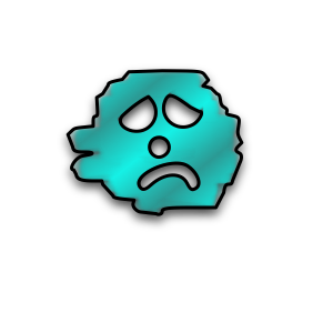 StickIt Blue messages sticker-1