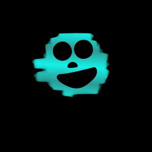 StickIt Blue messages sticker-2