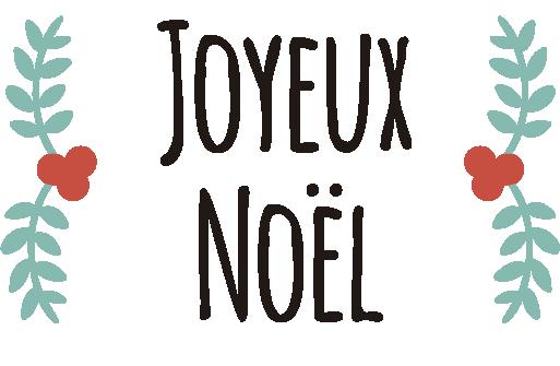 Joyeux Noël by Christophe Martineau messages sticker-0