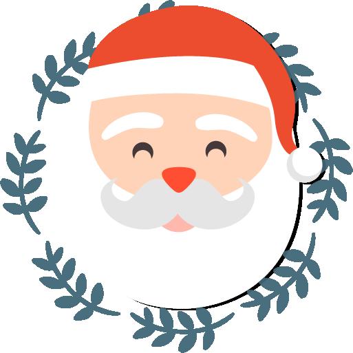 Joyeux Noël by Christophe Martineau messages sticker-1