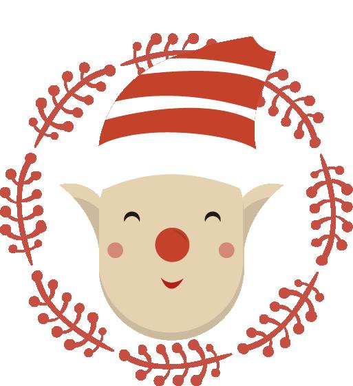 Joyeux Noël by Christophe Martineau messages sticker-8