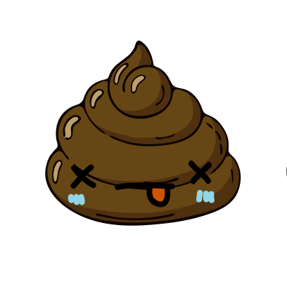 Lucky Poop Stickers messages sticker-7