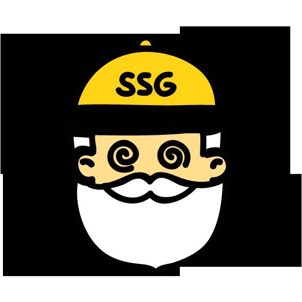 SSG 배송이2 - SSG Sticker messages sticker-9