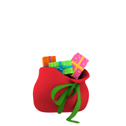 Christmas Stickers – live 3D emoji for iMessage messages sticker-4