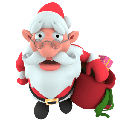 Christmas Stickers – live 3D emoji for iMessage messages sticker-0