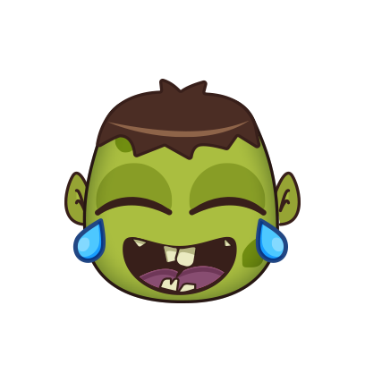Zombie Invasion - Smash 'em All! messages sticker-2