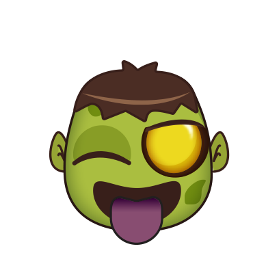 Zombie Invasion - Smash 'em All! messages sticker-3