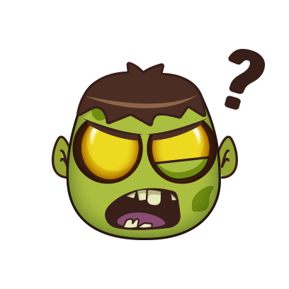 Zombie Invasion - Smash 'em All! messages sticker-1