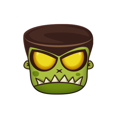 Zombie Invasion - Smash 'em All! messages sticker-4