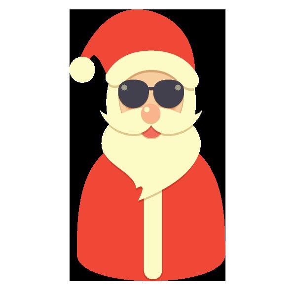 Holiday Emoji messages sticker-5