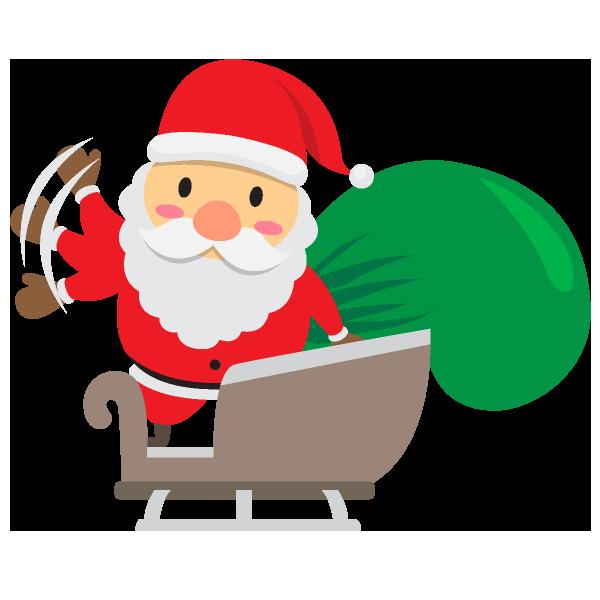 Holiday Emoji messages sticker-8