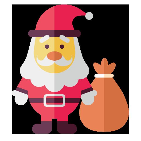 Holiday Emoji messages sticker-3