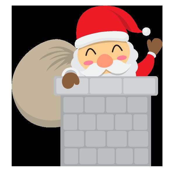 Holiday Emoji messages sticker-9