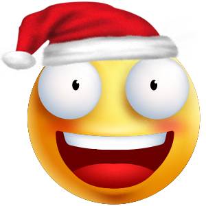 Cmoji - real xmas sticker pack messages sticker-6