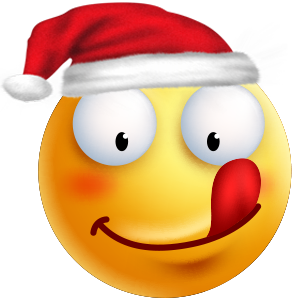 Cmoji - real xmas sticker pack messages sticker-1