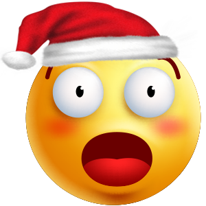 Cmoji - real xmas sticker pack messages sticker-0