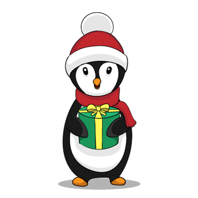 Christmas Stickers: Santa Claus and Friends messages sticker-4