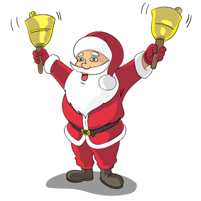 Christmas Stickers: Santa Claus and Friends messages sticker-11