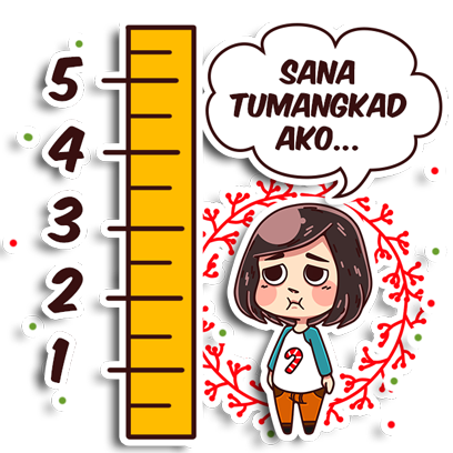 PINASayang PASKO messages sticker-6