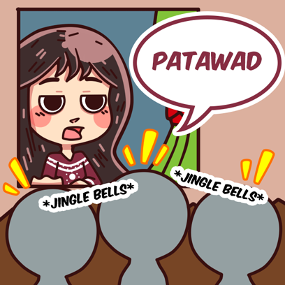 PINASayang PASKO messages sticker-9