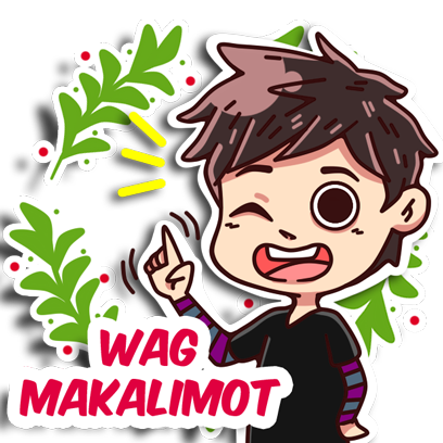 PINASayang PASKO messages sticker-4
