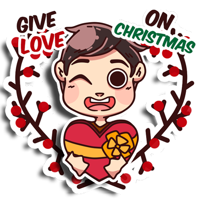 PINASayang PASKO messages sticker-2