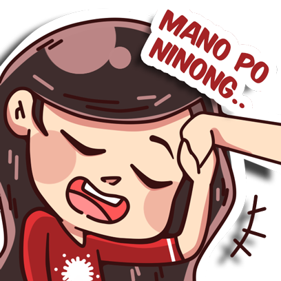 PINASayang PASKO messages sticker-11
