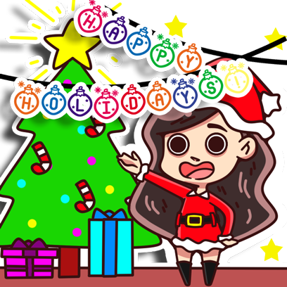 PINASayang PASKO messages sticker-1