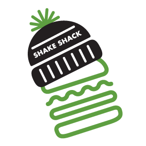 Shake Shack Stickers messages sticker-0