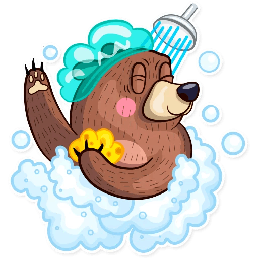 Teddy! Stickers messages sticker-11