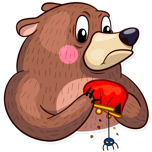 Teddy! Stickers messages sticker-8