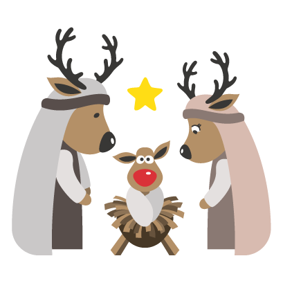 Christmas Stickers from Images messages sticker-7